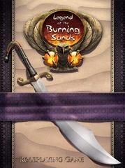 Legend of the Burning Sands RPG Core Rulebook