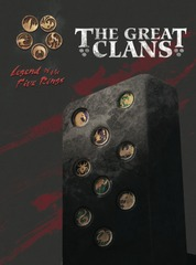 L5R RPG: The Great Clans (4th Ed)