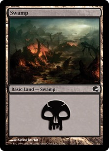 Swamp (27) - Foil