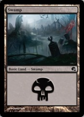 Swamp (29) - Foil on Channel Fireball