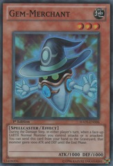 Gem-Merchant - HA05-EN006 - Super Rare - 1st Edition