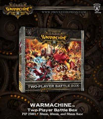 Two Player Battle Box