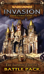 The Imperial Throne - Battle Pack (Warhammer - Invasion) - The Card Game