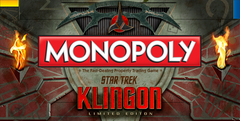 Monopoly - Klingon Edition