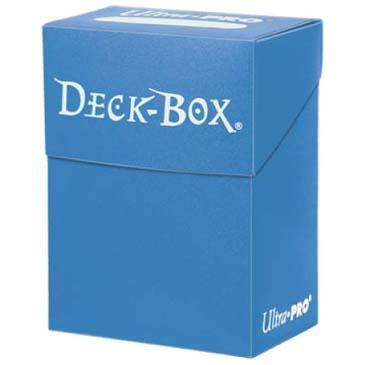 Light Blue Deck Box