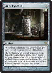 Jar of Eyeballs on Channel Fireball