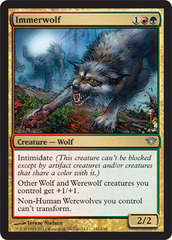 Immerwolf - Foil on Channel Fireball