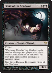 Fiend of the Shadows - Foil