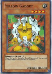Yellow Gadget - TU07-EN003 - Super Rare - Unlimited Edition on Channel Fireball