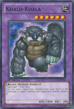 Koalo-Koala - ORCS-EN094 - Common - 1st Edition
