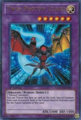 Twin Photon Lizard - ORCS-EN039 - Ultra Rare - 1st Edition
