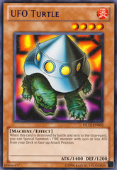 UFO Turtle - Purple - DL12-EN002 - Rare - Unlimited Edition