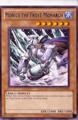Mobius the Frost Monarch - Blue - DL11-EN010 - Rare - Promo Edition