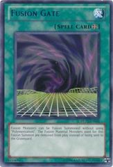 Fusion Gate - Purple - DL11-EN016 - Rare - Unlimited Edition
