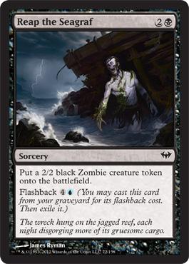 Reap the Seagraf - Foil