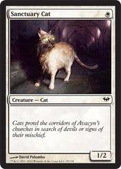 Sanctuary Cat - Foil