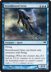 Stormbound Geist - Foil