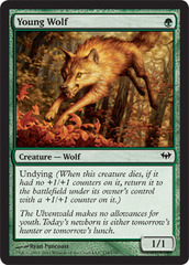 Young Wolf - Foil