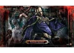 Resident Evil Playmat: Nightmare