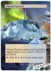 Glacial Fortress - Altered
