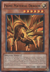 Prime Material Dragon - SDDC-EN011 - Common - 1st Edition