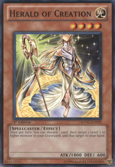 Herald of Creation - SDDC-EN019 - Common - 1st Edition
