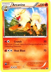 Arcanine - 13/99 - Uncommon on Channel Fireball