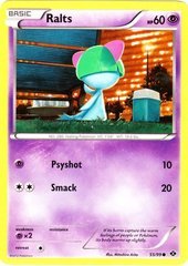 Ralts - 55/99 - Common