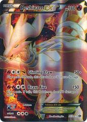 Reshiram-EX - 95/99 - Full Art Ultra Rare on Channel Fireball