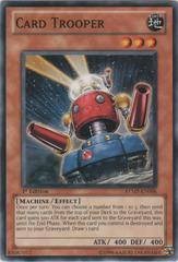 Card Trooper - RYMP-EN006 - Common - 1st Edition on Channel Fireball