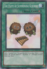 The Flute of Summoning Kuriboh - RYMP-EN022 - Common - 1st Edition