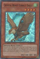 Crystal Beast Cobalt Eagle - RYMP-EN045 - Super Rare - 1st Edition