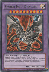 Cyber End Dragon  - RYMP-EN060 - Rare - 1st Edition