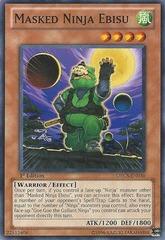Masked Ninja Ebisu - ORCS-EN030 - Common - Unlimited Edition