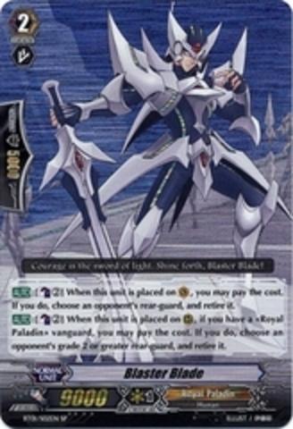Blaster Blade - BT01/S02EN - SP