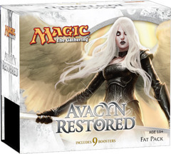 Avacyn Restored Fat Pack on Channel Fireball
