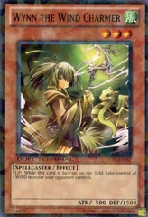 Wynn the Wind Charmer - DT05-EN057 - Parallel Rare - Duel Terminal