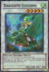 Daigusto Gulldos - DT05-EN089 - Super Parallel Rare - Duel Terminal on Channel Fireball