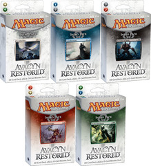 All 5 Avacyn Restored Intro Packs