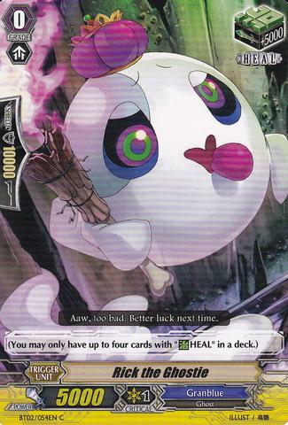 Rick the Ghostie - BT02/054EN - C