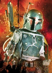 DP: Boba Fett LE Art Sleeves
