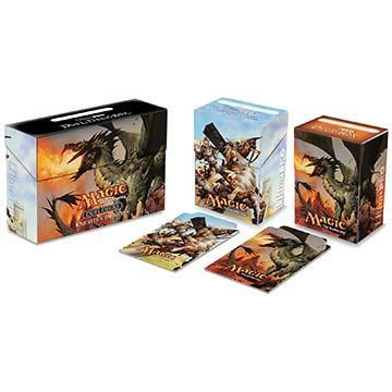 Knights vs Dragons Duel Deck Box for Magic