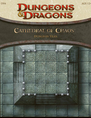 Dungeon Tiles: Cathedral of Chaos