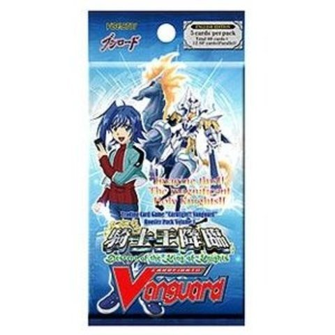 Descent of the King of Knights Booster Pack