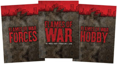 Flames of War Rule Book, 3rd Edition (bundle)