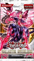 Galactic Overlord 1st Edition Booster Pack