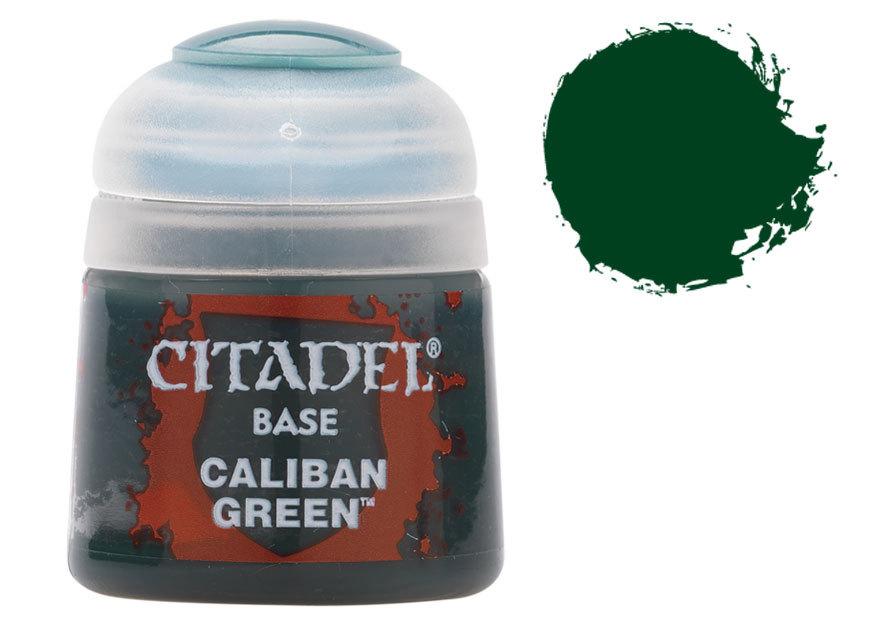 Caliban Green 21-12