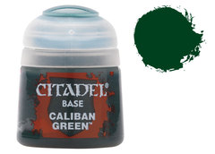 Base: Caliban Green 21-12