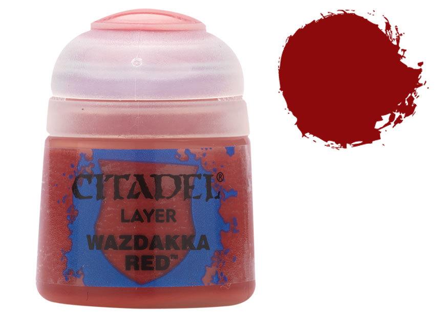 Wazdakka Red 22-07