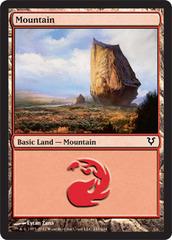 Mountain (241) on Channel Fireball